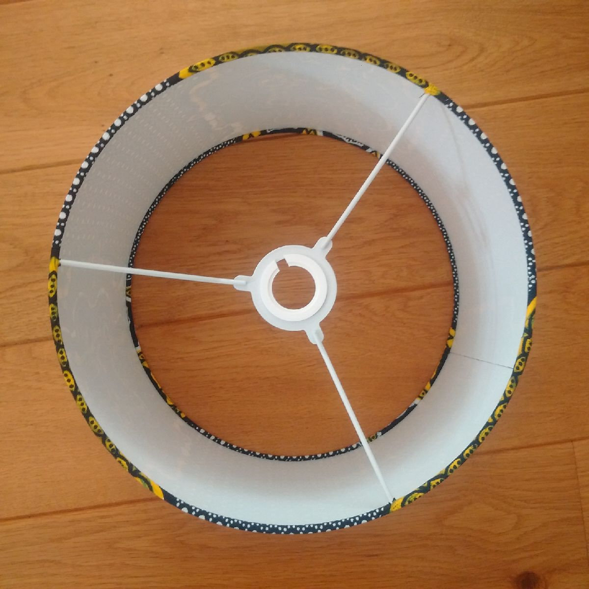 Detola And Geek New Lampshade Design Blue Amp Yellow