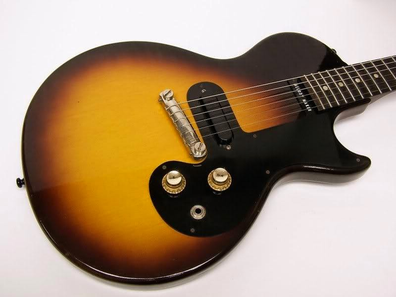 The Unique Guitar Blog The Gibson Melody Maker