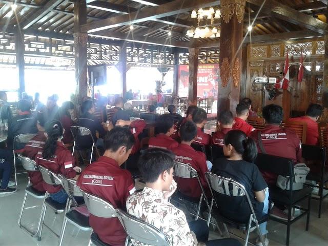 Tokoh-tokoh Nasionalis Bekali GSNI Malang Raya Tentang Marhaenisme