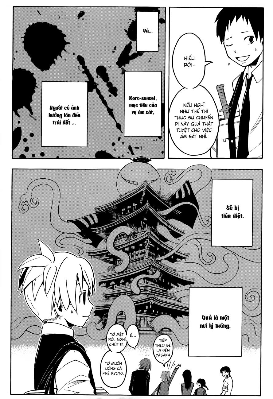 Ansatsu Kyoushitsu chap 16 trang 9