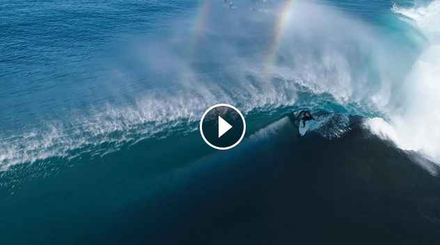 Drone Captures The Epic Waves of Sydney Australia Sessions