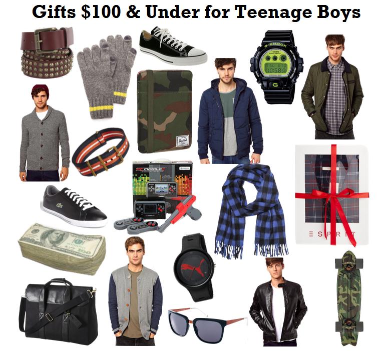 Christmas gifts for teenage guys cheap