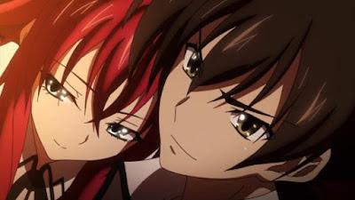 Nonton Anime High School DxD BorN BD