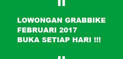 Pendaftaran Grabcar dan Grabbike 2017