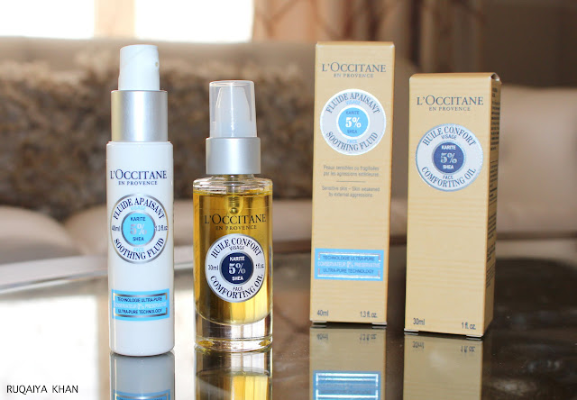 L'Occitane Face Soothing Oil Review