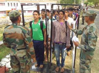 Sarkari Naukri - Indian Army Recruitment 2019 - Srinagar Army Rally - APPLY NOW
