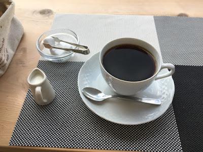 サロンドテフルーヴ (Salon de the fleuve)コーヒー
