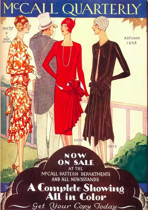 FASHION HISTORY: The Roaring Twenties - Live Life in Style