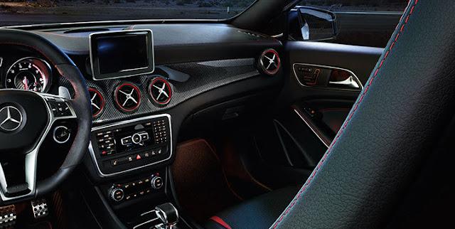 Mercedes AMG GLA 45 4MATIC thiết kế trẻ trung và tiện ích
