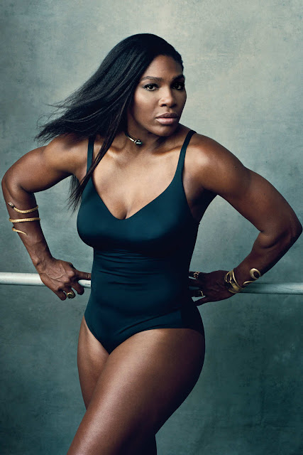 Serena Williams journey into Babylon