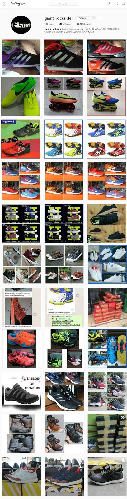 59a4184ec31d4 Toko Sepatu Pria dan Wanita Murah Berkualitas