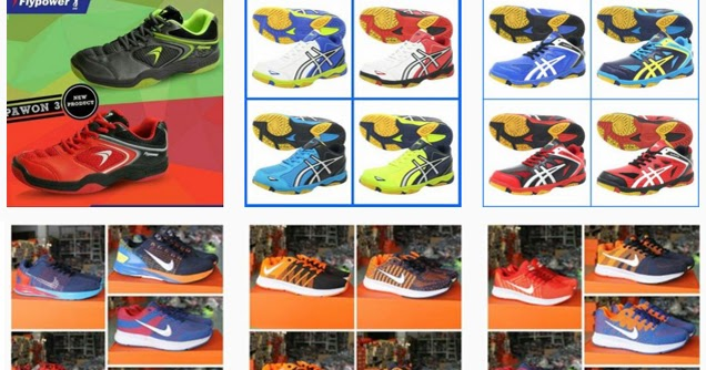 Toko Sepatu Pria dan Wanita Murah Berkualitas  f333d84238