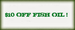 iHerb Coupon fish oil