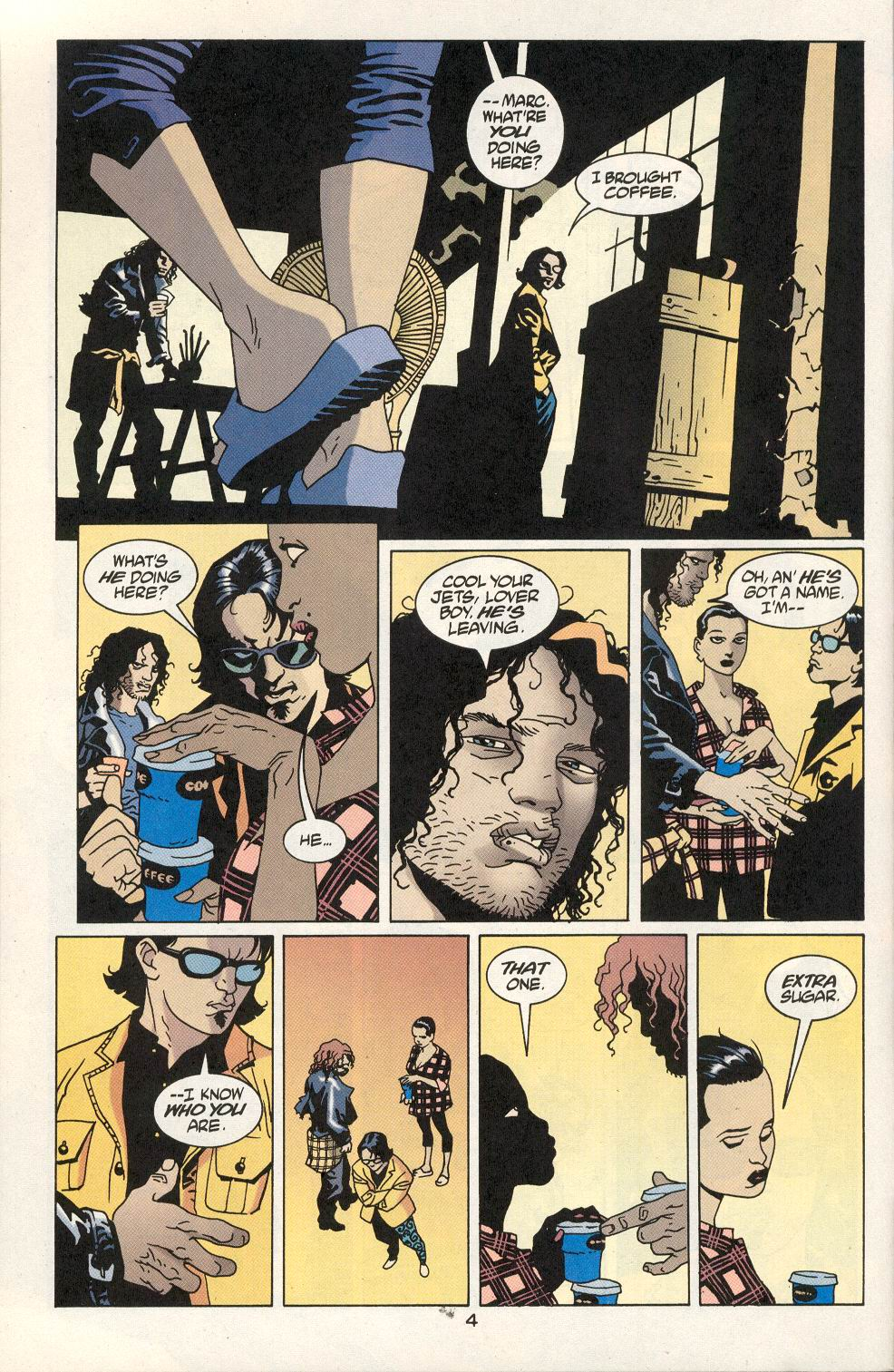 Read online 100 Bullets comic -  Issue #22 - 5