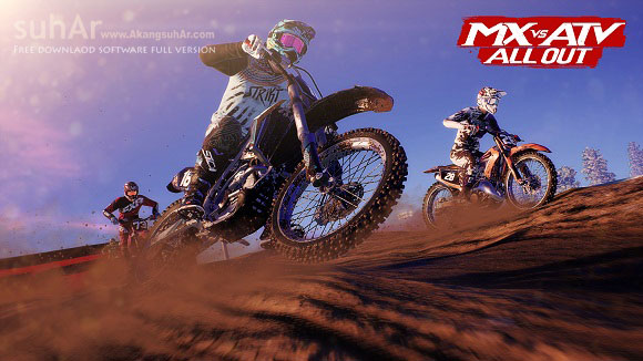 Download MX vs ATV All Out PC Game Full DLC