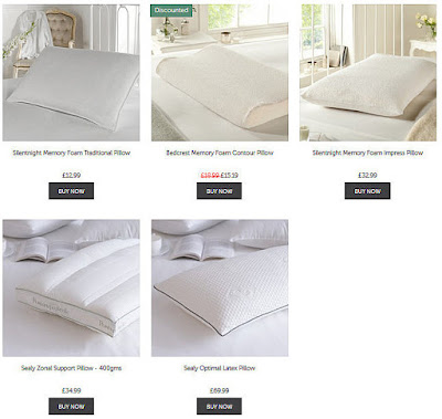 Sleepy People Pillow Selector Review