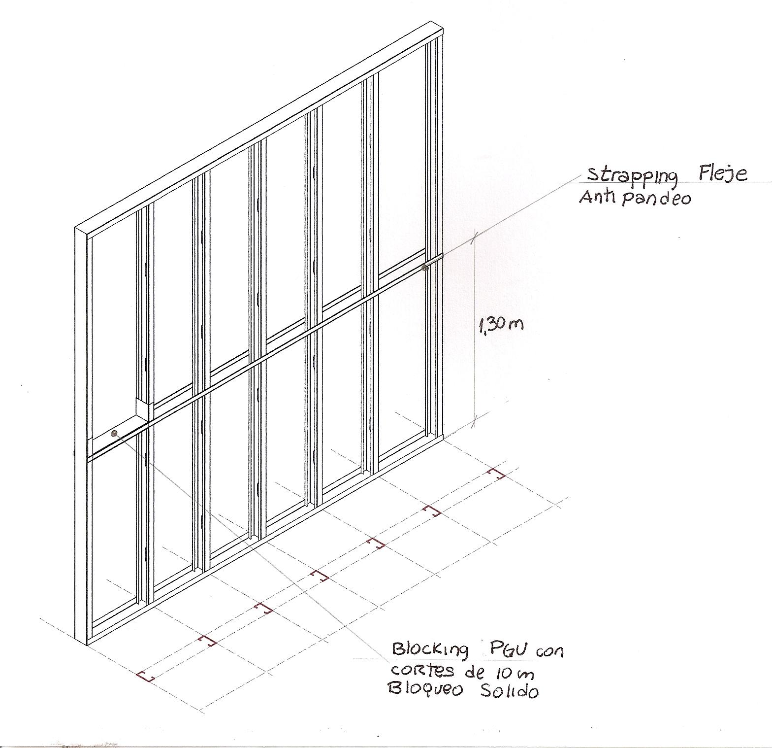 Construcciones Rigidizacion