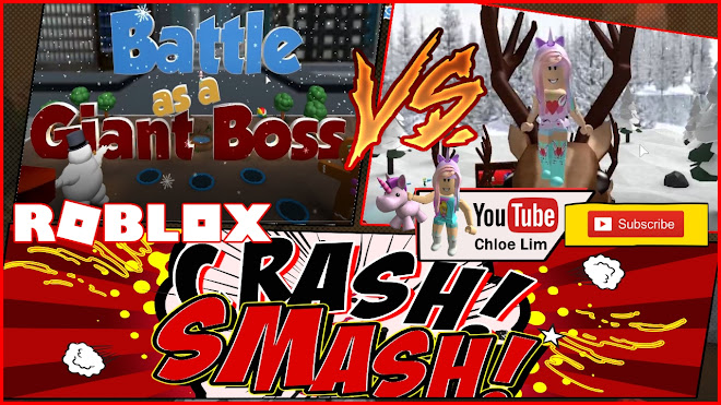Roblox Battle As A Giant Boss Gameplay! 1 Vs 1 With all the GIANT BOSS!