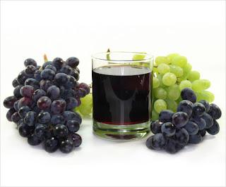 طريقة تحضير عصير العنب