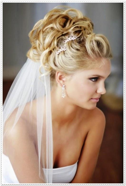 Die schönsten 12 Brautfrisuren
