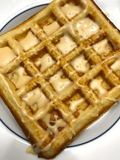 Overnight Sourdough Waffles: Savory Sweet and Satisfying