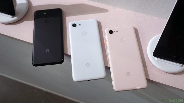 هواتف جوجل بيكسل