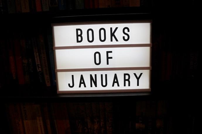Książki stycznia