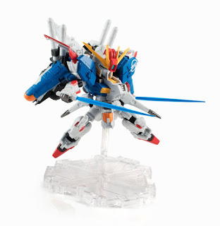 "NXEDGE STYLE Ex S-Gundam de ""Gundam Sentinel"" - Tamashii Nations"