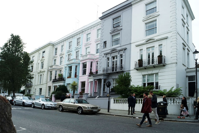 London, Portobello, market, londres, london, vlog, roadtrip, blog, street, pastel house, kensington, nothing hill,