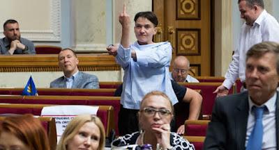 Рада дозволила заарештувати Савченко