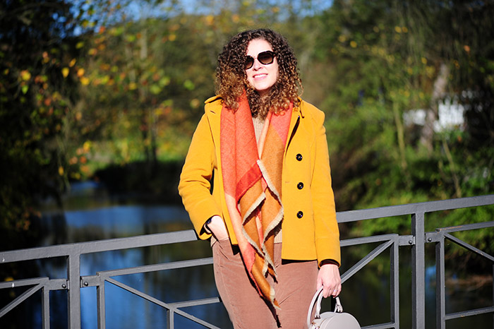 sewing, nähen, selfdrafted, sewing pattern, Schnittmuster, Cord, Corduroy, Butterum, Pantone