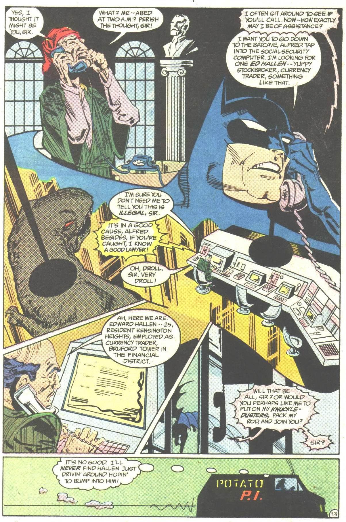 Detective Comics (1937) 594 Page 18