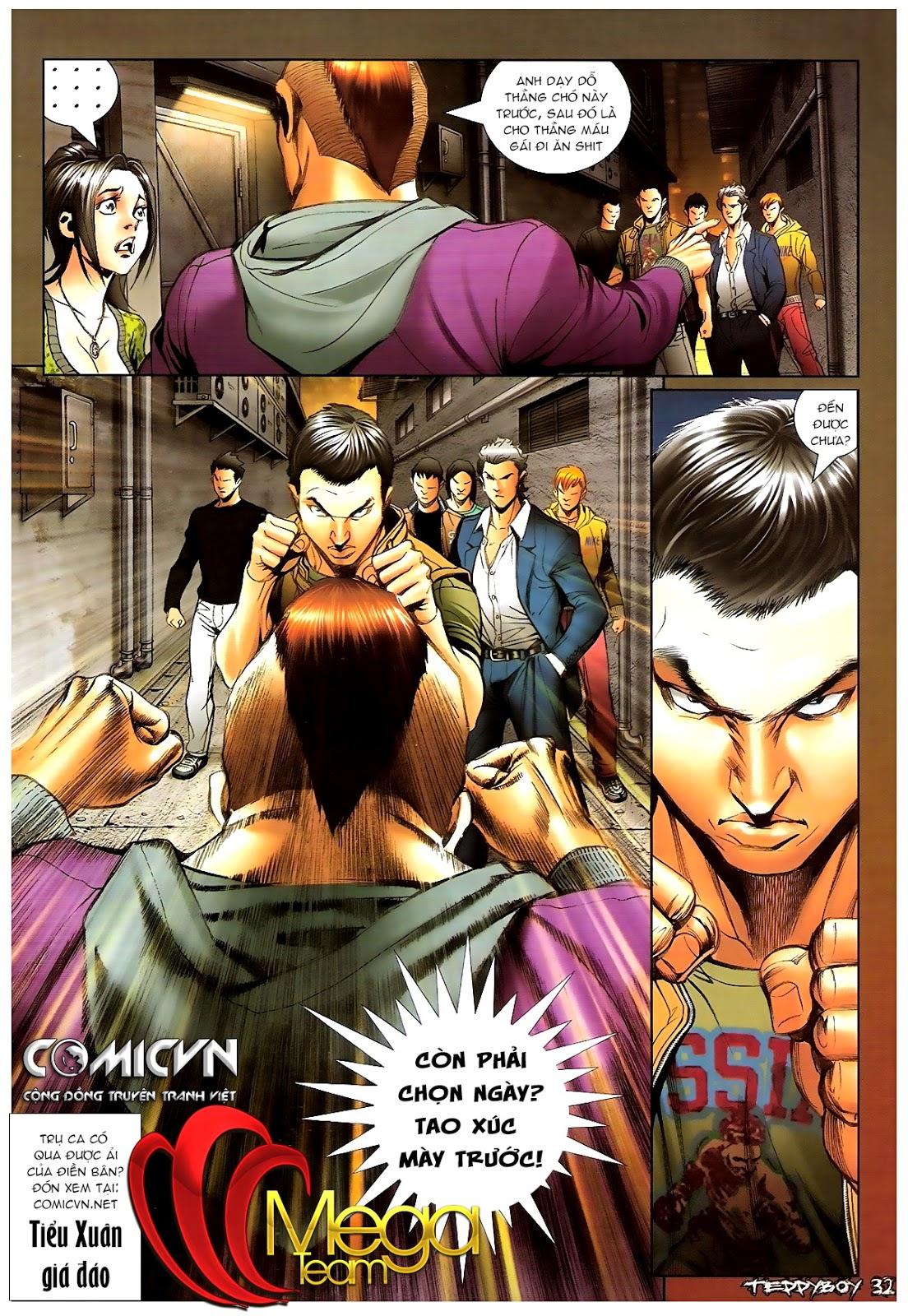 Người Trong Giang Hồ - Chapter 1379: Oan gia gặp nhau - Pic 28