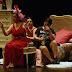 """""""Cinco mujeres con el mismo vestido"""" llenaron el """"Teatro Moderno"""" con una comedia muy divertida"""