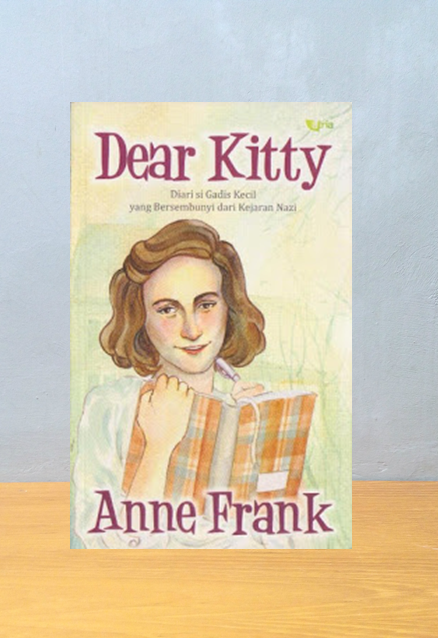 DEAR KITTY, Anne Frank