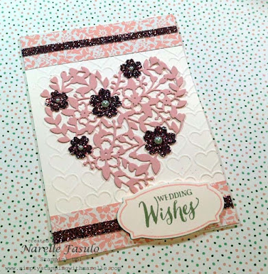 Narelle Fasulo -Independent Stampin' Up! Demonstrator - Bloomin' Heart