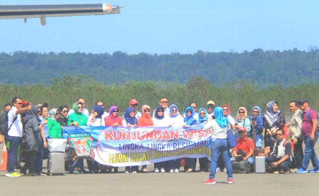 """Alumni 80"""" SMANSA Makassar, Kunjungan Wisata, Ke Pulau Selayar"""
