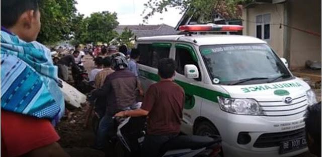 Korban Tsunami di Lampung Tertahan di Bukit tanpa Makanan, Desa Hancur Ini Bikin Sedih