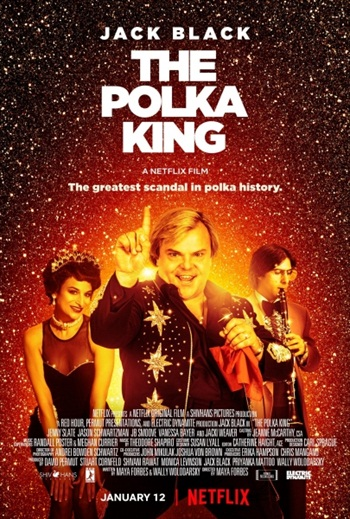 The Polka King 2018 English 720p WEBRip 750MB ESubs