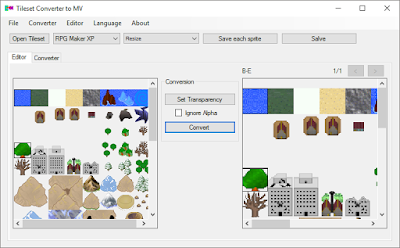 Tileset Converter to MV | RPG Maker Forums