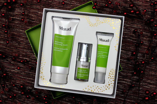 A review of Murad Joyful & Renewed Skincare Gift Set