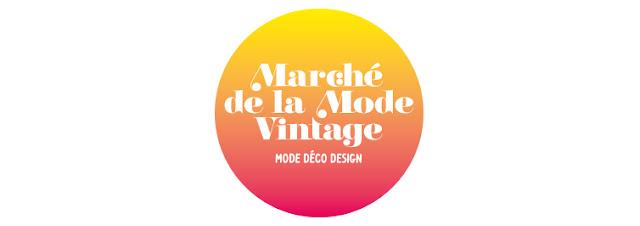 Logo du marché de la mode vintage