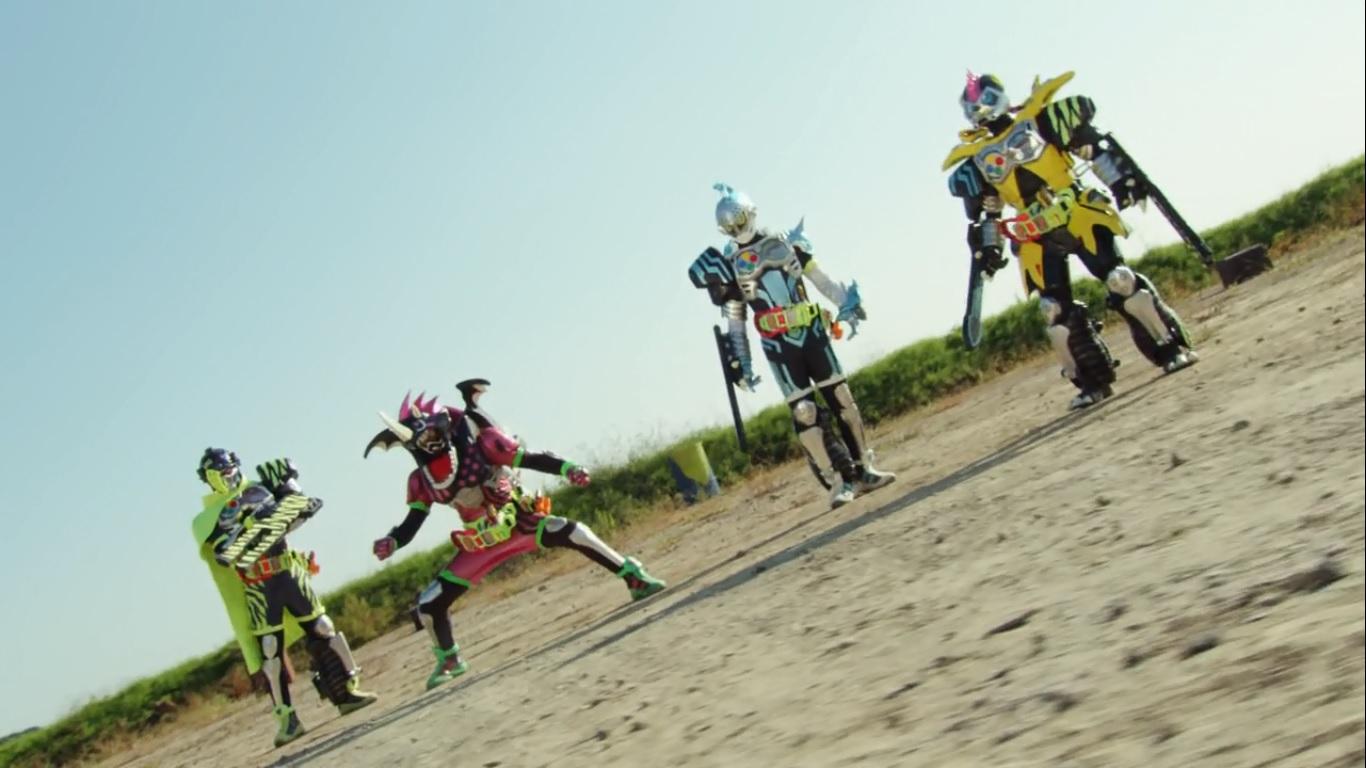 Kamen Rider Ex-Aid Subtitle Indonesia Episode 10