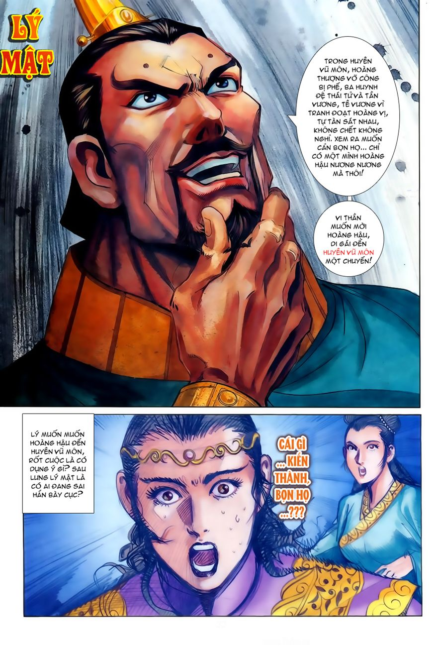 Đại Đường Uy Long chapter 80 trang 4