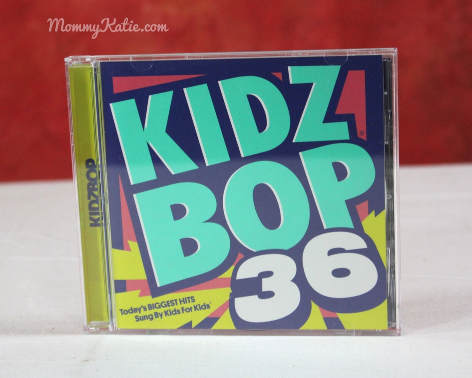Holiday Guide: Kidz Bop 36 - Mommy Katie