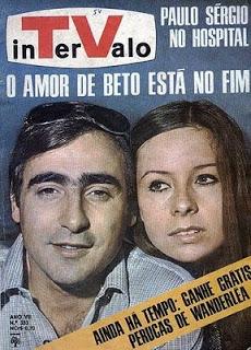 1960s best selling albums & singles in Brazil : April 1969 - 'I started a joke' - 'F... comme femme'