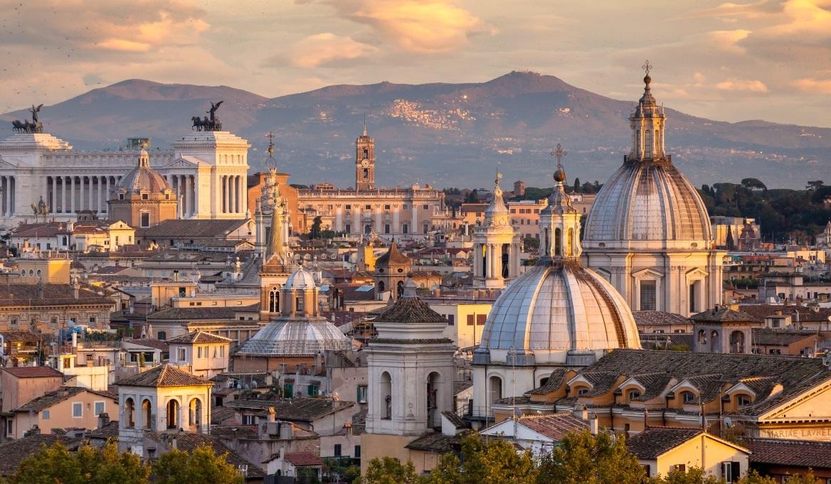 Clima e temperatura em roma dicas da it lia for O giardino di pulcinella roma