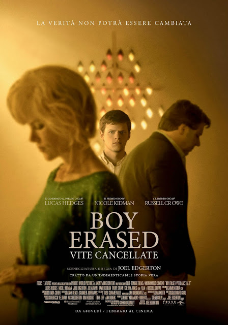 Boy Erased: Vite Cancellate Edgerton