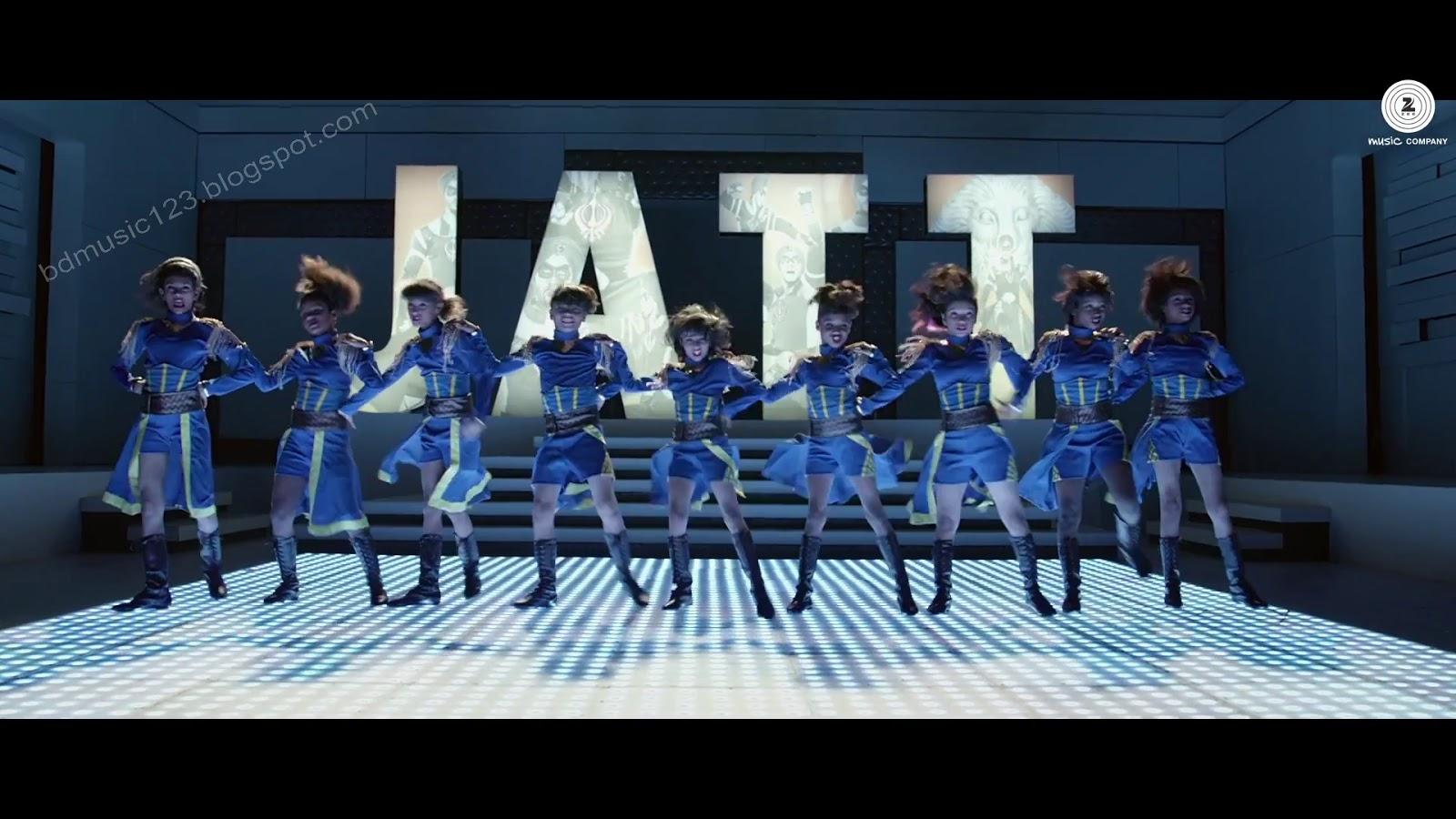 A Flying Jatt - Full HD Video - Title Track - Tiger Shroff