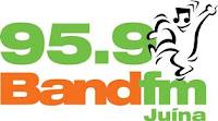 Rádio Band FM de Juína MT ao vivo